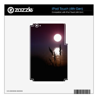 Moonlight Decal For iPod Touch 4G