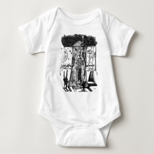 Moonlight Design Baby Bodysuit