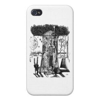 Moonlight Design Case For iPhone 4