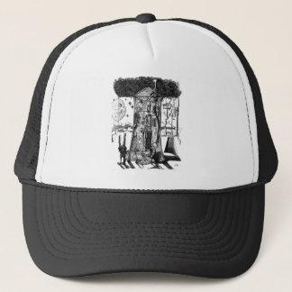 Moonlight Design Trucker Hat