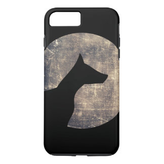 Moonlight dog iPhone 8 plus/7 plus case
