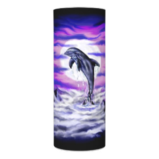 Moonlight Dolphin Flameless Candle