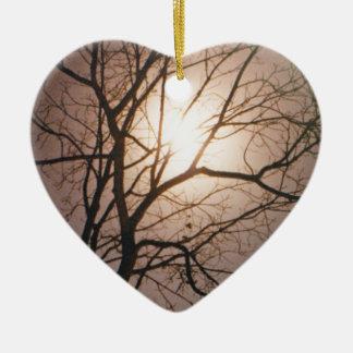 Moonlight Dream Ceramic Ornament