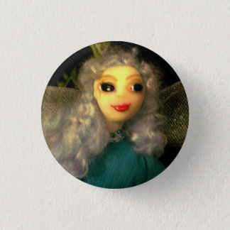 Moonlight Faery Button