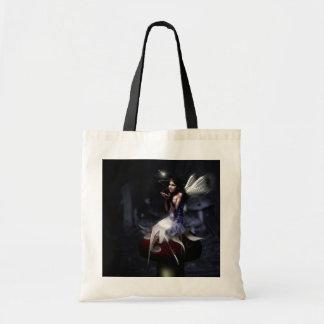 Moonlight Fairy Magic Tote Bags