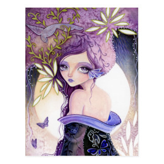 Moonlight  Immersion- Postcard