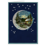 Moonlight in Vermont Cards