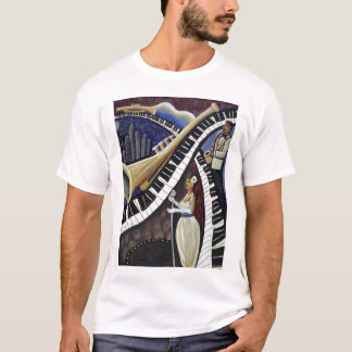 Moonlight Jazz T-Shirt
