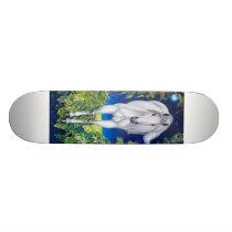 Moonlight Jumper Skateboard