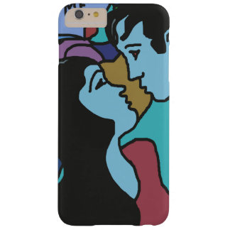 Moonlight Kiss Me Barely There iPhone 6 Plus Case