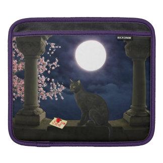 Moonlight Kitty iPad Sleeve