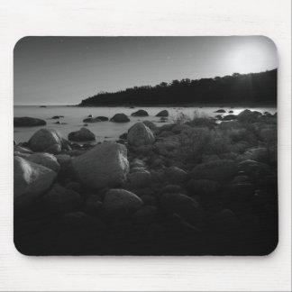 Moonlight Lake Mouse Pad