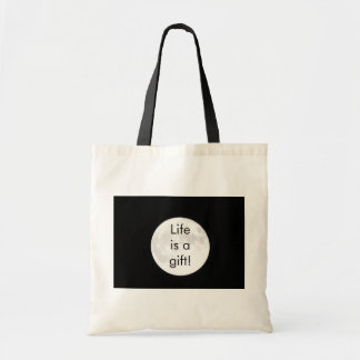 Moonlight Life Bag Budget Tote Bag