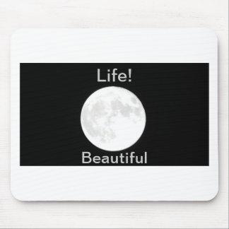 Moonlight Life Mousepad