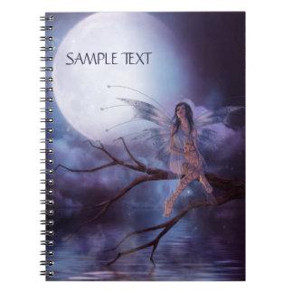 Moonlight Magic Spiral Notebook