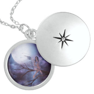 Moonlight Magic Sterling Silver Necklace