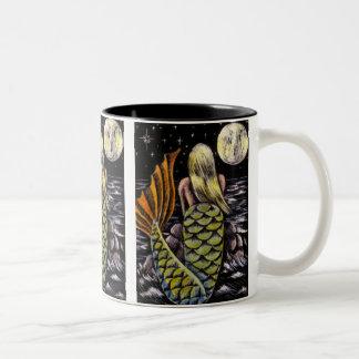 Moonlight Mermaid Mug
