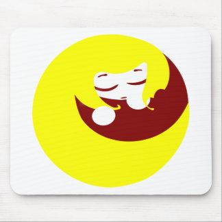 moonlight mouse pad
