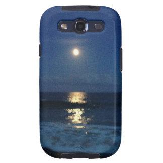 MOONLIGHT on the BEACH Samsung Galaxy S3 Cases