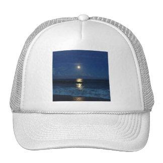MOONLIGHT on the BEACH Trucker Hat