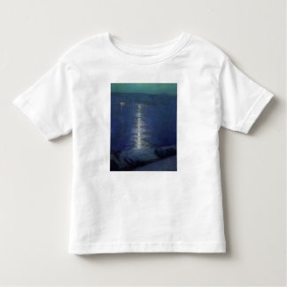 Moonlight on the River, 1919 Toddler T-shirt