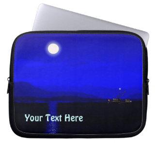 Moonlight Passage Laptop Sleeve