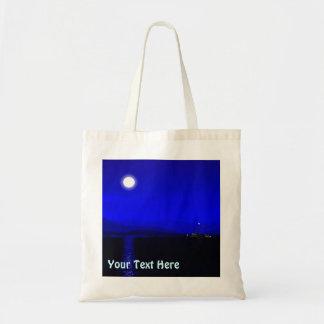 Moonlight Passage Tote Bag