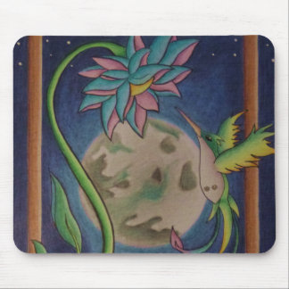 Moonlight Passion Mouse Pad