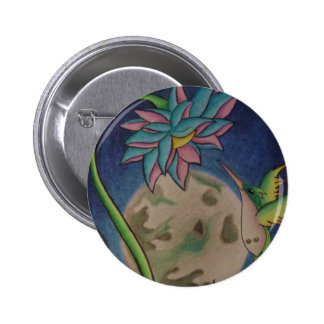 Moonlight Passion Pinback Button