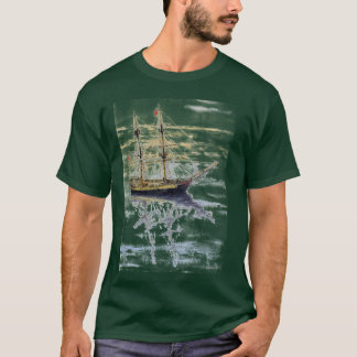 'Moonlight Reflections' T-Shirt