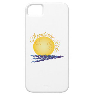 Moonlight Ride iPhone 5 Covers