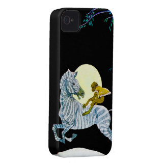 Moonlight Ride iPhone 4 Case-Mate Cases