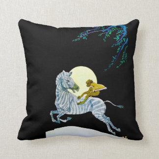 Moonlight Ride Pillow