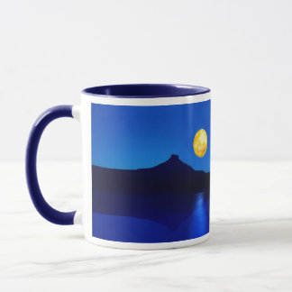 Moonlight rising mug