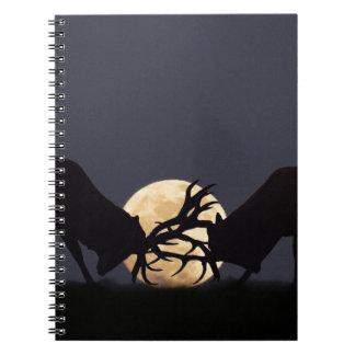 Moonlight Rut Note Book