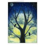 Moonlight Sentinals Card