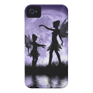 Moonlight Sihouettes iPhone 4 Cover