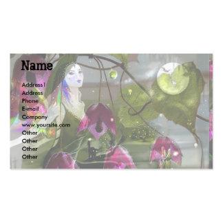 Moonlight Singer! Business Card