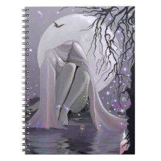 Moonlight Sleeper! Notebooks