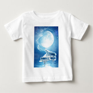 Moonlight Sonata Baby T-Shirt