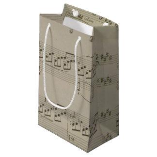 Moonlight Sonata Small Gift Bag