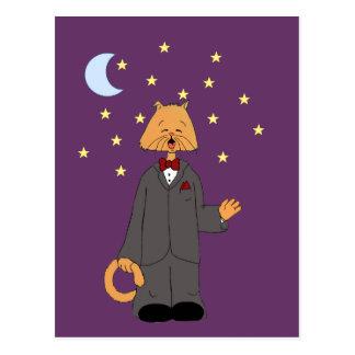 Moonlight Song Post Card