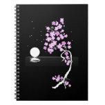 Moonlight Spiral Notebooks