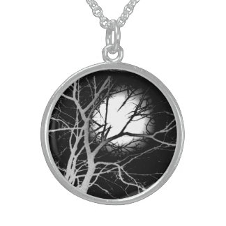Moonlight Sterling Silver Necklace