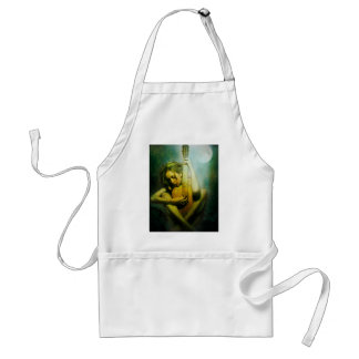 Moonlight Strings Adult Apron