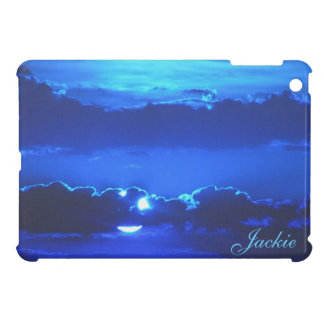 MOONLIGHT Sunset  in the Clouds iPad Mini Case