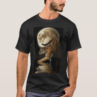 Moonlight Tales ~ Tiger Hunting in Moonlight Shirt