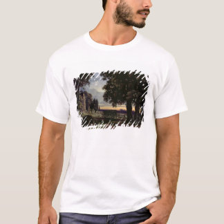 Moonlight, Thoughts in a Churchyard T-Shirt