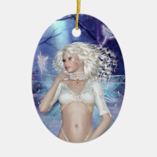 Moonlight Twinkle B Ornament