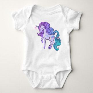 Moonlight Unicorn Baby Bodysuit